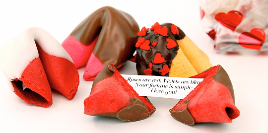 Wedding Fortune Cookie Messages Sayings Perfect For Favors Fancyfortunecookies