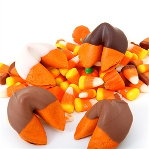 Chocolate Covered Fortune Cookies | Pumpkin Pie Flavored Fortune ...
